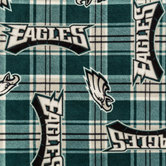 NFL Philadelphia Eagles Fleece Fabric